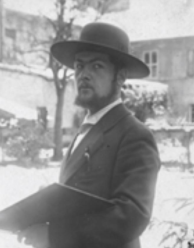 Jeunesse 1895 – 1914