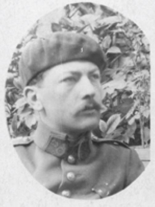Soldat 1914 – 1919