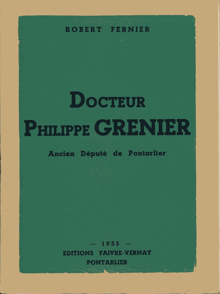 Docteur Philippe Grenier