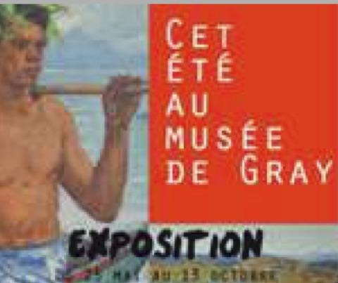 2013 MUSÉE BARON MARTIN, GRAY